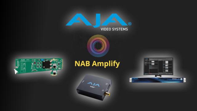 Cap sur le monitoring, le streaming et la distribution audio numérique avec Aja © DR