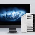 Stockage innovant : le NAS quad-core TerraMaster F8-422 à haut débit 10GbE est disponible en France © DR