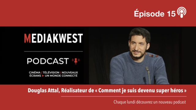 Comment Douglas Attal est devenu super héros ! © DR