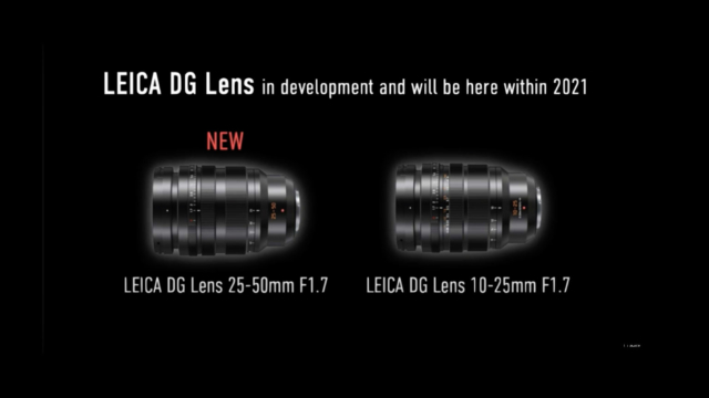 Deux optiques Leica pour tirer partie de la puissance du Panasonic  Lumix GH5 M2