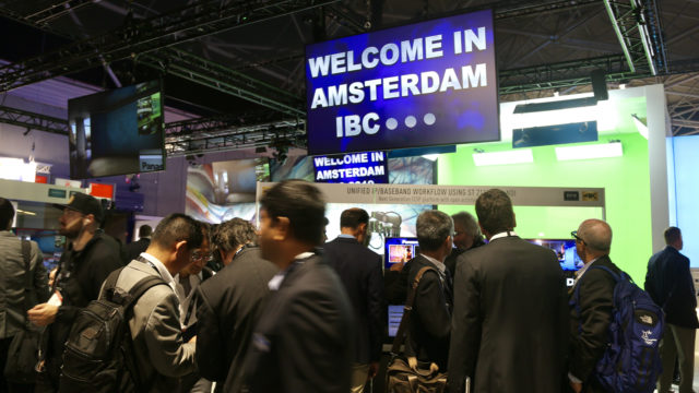 IBC Show - Amsterdam