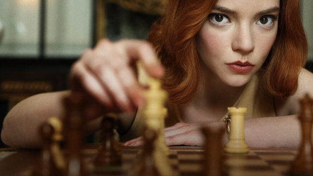 The Queen's Gambit, l'un des plus gros succès de Netflix en 2020