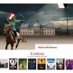 Film Paris Region dévoile un nouveau site internet © DR
