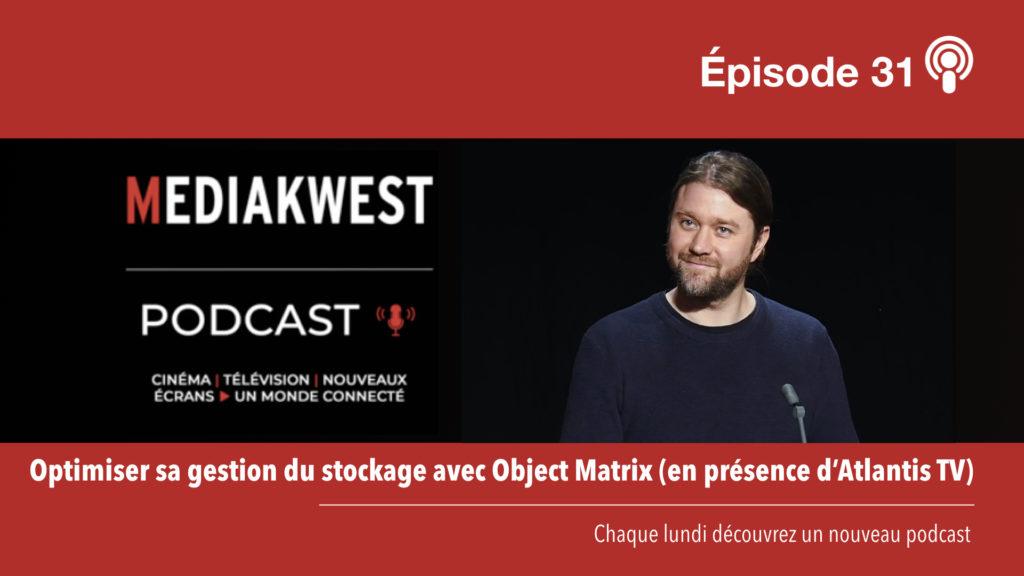 Object Matrix : optimiser sa gestion du stockage © DR
