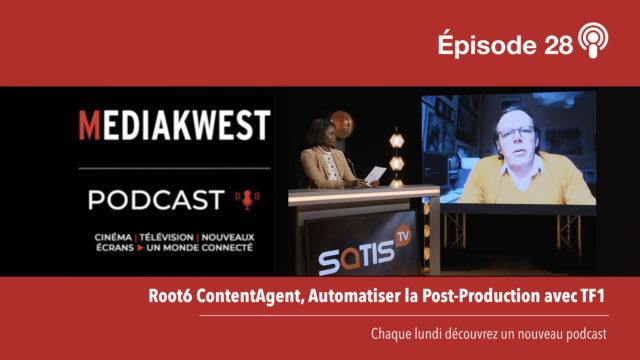 ContentAgent Root 6 : la solution de postproduction unifiée © DR