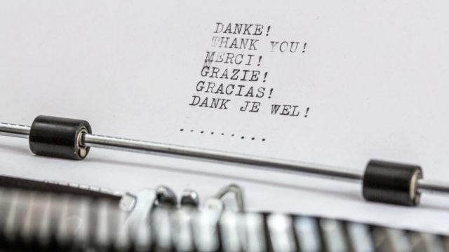 Directive du droit d'auteur : une transposition ambitieuse et protectrice pour les auteurs © Photo by Wilhelm Gunkel on Unsplash