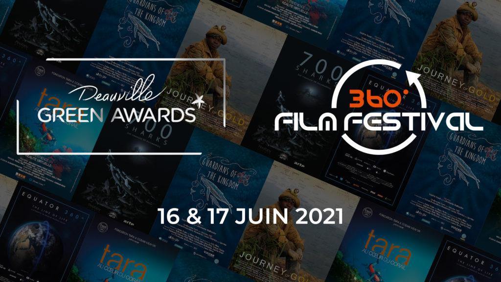 360 Film Festival, partenaire des Deauville Green Awards : écologie, écosystème et civilisation au programme © DR