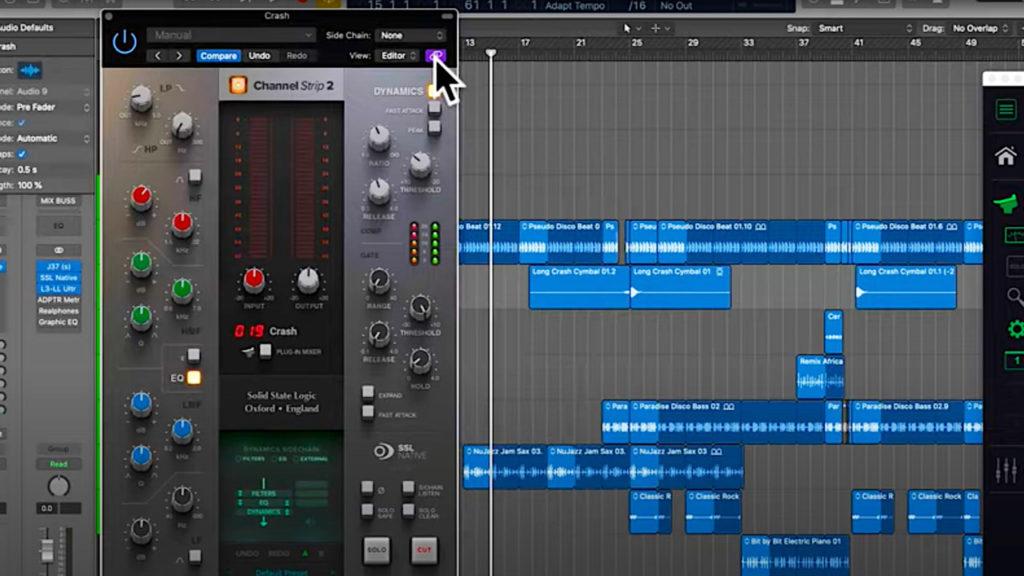 Mixage audio : passez à la vitesse supérieure avec la console virtuelle SSL UC1 © DR