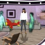 La Deep Tech s'installe dans le JT de TF1 avec Kinetix ! © DR