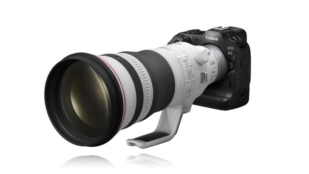 Canon dévoile de nouveaux détails sur l'EOS R3 © DR