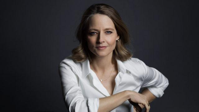 Jodie Foster, invitée spéciale et Palme d'or d'honneur © DR