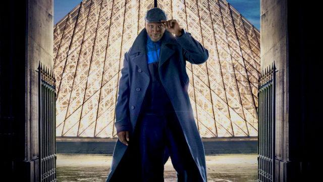 «Lupin», l'image qui cambriole les audiences © Gaumont / Netflix
