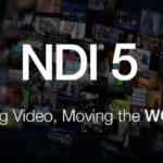 La vidéo et l'audio partout dans le monde et gratuitement avec NDI 5 ! © DR