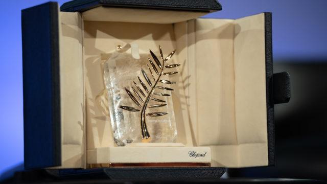 La Palme, symbole du Festival de Cannes © VC