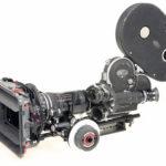 La 1ère caméra qui fut en location chez CEV dans les années 80 © DR