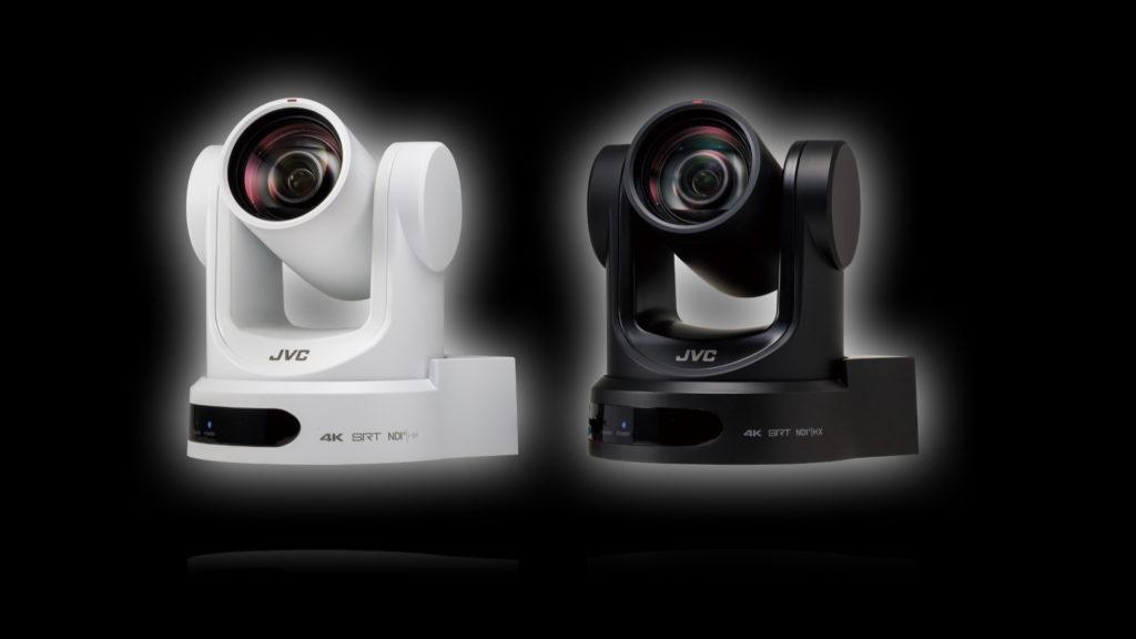 Production IP : des nouvelles caméras dômes PTZ chez JVC © DR