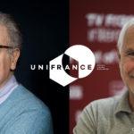 Serge Toubiana et Hervé Michel élus Président et Vice-président d'UniFrance © DR