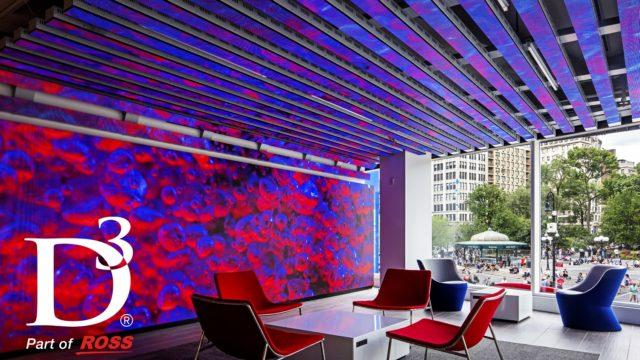 Ross fait l'acquisition de D3 LED © DR