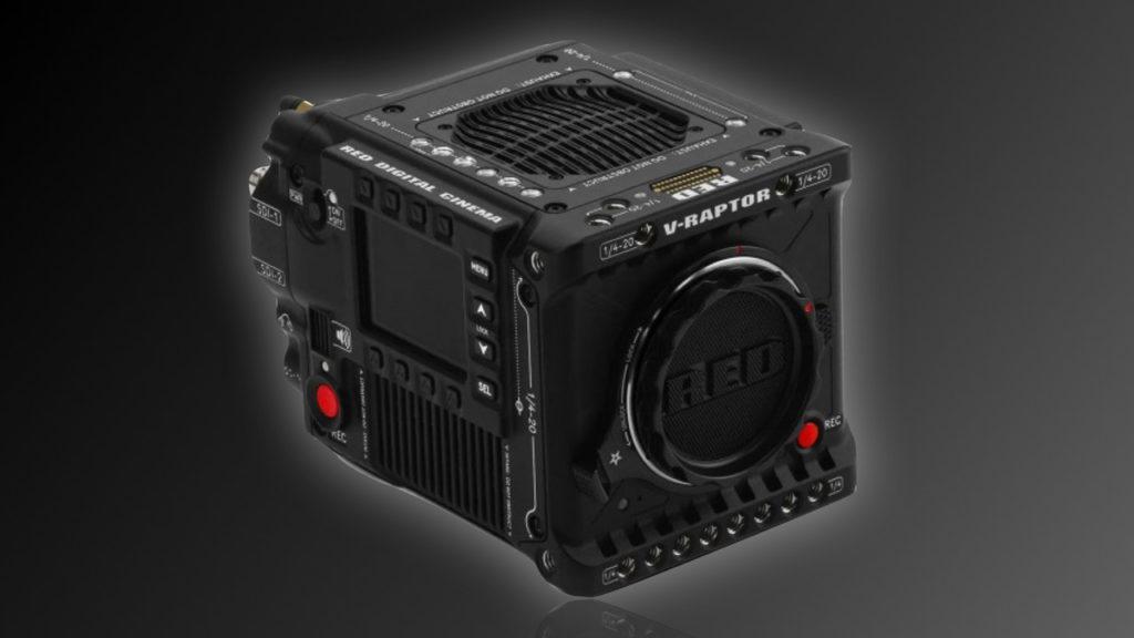 La V-RAPTOR, toute l'excellence de RED dans une caméra © DR